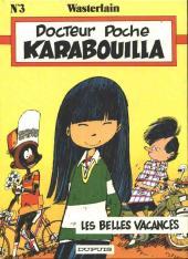 Docteur Poche -3- Karabouilla