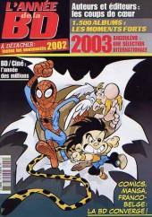 L'année de la BD (Soleil) -8- L'année de la BD 2002-2003