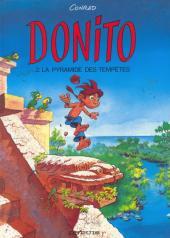 Donito -2- La pyramide des tempêtes