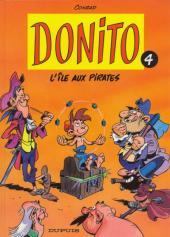 Donito -4- L'île aux Pirates