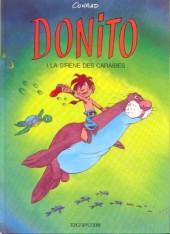 Donito -1- La sirène des Caraïbes
