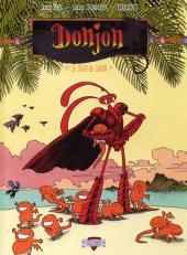 Donjon Crépuscule -104- Le Dojo du Lagon