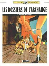 Les dossiers de l'Archange -1- Mémoires d'outrefois