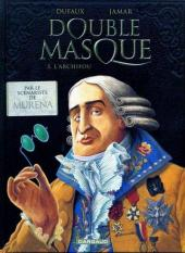 Double masque -3- L'archifou