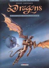 Dragons (Contremarche/Mouclier) -2- La lune pour témoin