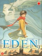 Eden - It's an Endless World! -9- Douze secondes
