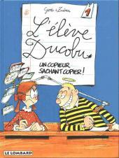 L'Élève Ducobu -1- Un copieur sachant copier