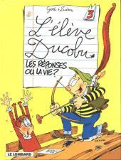 L'Élève Ducobu -3- Les réponses ou la vie ?
