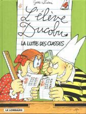 L'Élève Ducobu -4- La lutte des classes