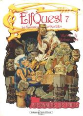 ElfQuest (Le pays des elfes) -7- Prisonniers des trolls