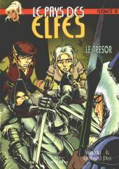 ElfQuest (Le pays des elfes) -18- Le trésor