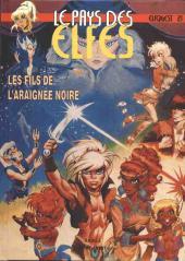ElfQuest - La Fantastique quête des elfes -21- Les fils de l'araignée noire