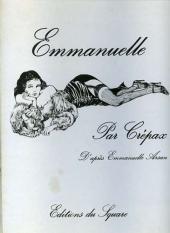 Emmanuelle - Tome 1