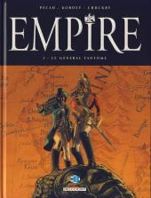 Empire (Pécau/Kordey) -1- Le Général fantôme