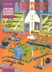 La petite histoire des armes à feu -INT- L'encyclo-B.D. des armes