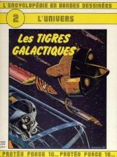 L'encyclopédie en Bandes Dessinées -2- Les tigres galactiques