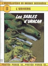 L'encyclopédie en Bandes Dessinées -3- Les sables d'Uracan