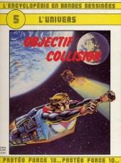 L'encyclopédie en Bandes Dessinées -5- Objectif collision