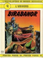 L'encyclopédie en Bandes Dessinées -4- Birabanor