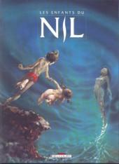 Les enfants du Nil -1- Tome 1