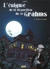 L'Énigme de la disparition du Dr Grahms -1- Cineria - Cruentus