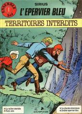 L'Épervier bleu (Dupuis) -INT- Territoires interdits