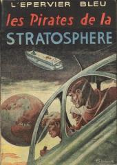 L'Épervier bleu (Dupuis) -4- Les pirates de la stratosphère