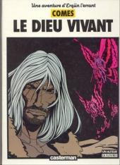 Ergün l'errant -1c1985- Le dieu vivant