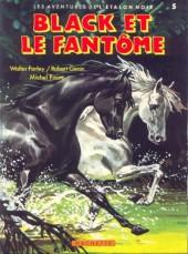 Étalon noir (Les aventures de l') -5- Black et le fantôme