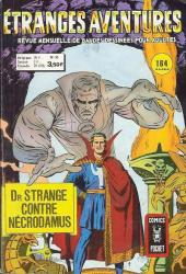 Étranges aventures (1re série - Arédit) -38- Dr Strange contre Nécrodamus
