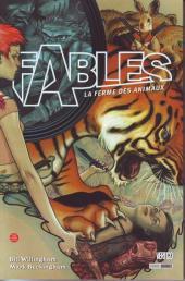 Fables (avec couverture souple) -2a- La ferme des animaux