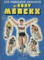 Les fabuleux exploits d'Eddy Merckx -1'- Les Fabuleux Exploits d'Eddy Merckx