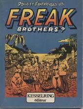 Les fabuleux Freak Brothers -2- Le 7 ème voyage