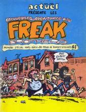 Les fabuleux Freak Brothers -1- Fabuleuses aventures des Freak Brothers