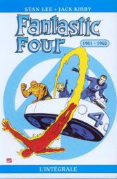 Fantastic Four (L'intégrale) -1- Fantastic Four : L'intégrale 1961-1962