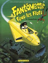Fantômette (Les aventures de) -4- Fantômette fend les flots