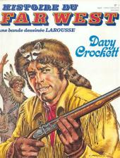 Histoire du Far West -1- Davy Crockett