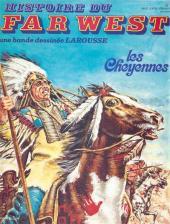 Histoire du Far West -4- Les Cheyennes