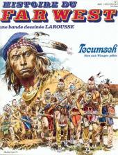 Histoire du Far West -6- Tecumseh face aux Visages pâles