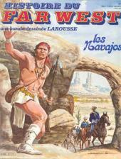 Histoire du Far West -8- Les Navajos