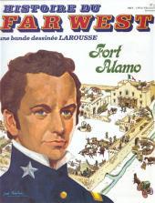 Histoire du Far West -10- Fort Alamo