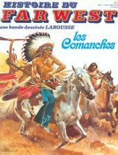 Histoire du Far West -11- Les Comanches