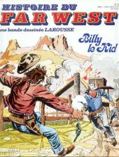 Histoire du Far West -12- Billy le Kid