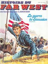 Histoire du Far West -28- Le guerre de Sécession - Gettysburg