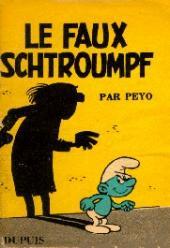 Schtroumpfs (Mini-récits) -4MR1211- Le Faux Schtroumpf