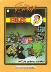 Félix (Tillieux) (Couleurs) -4- De curieux cigares