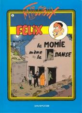 Félix (Tillieux) (Couleurs) -8- La momie mène la danse