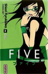 Couverture de Five -2- Tome 2