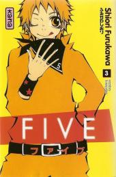 Couverture de Five -3- Tome 3