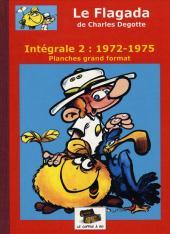 Le flagada -INT2- Intégrale 2 : 1972-1975